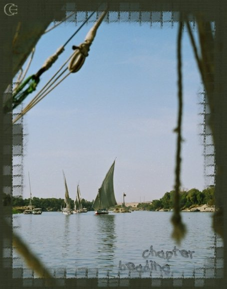 © 2005 photo by Carmen Ezgeta: Feluccas - Egypt's Traditional Sailboats
