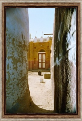 © 2005 photo by Carmen Ezgeta: Nubijsko selo - Nubian Village